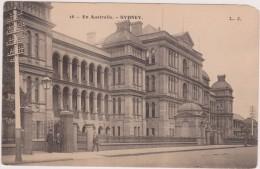 CPA,australie,SYDNEY EN 1900,nouvelle Galles Du Sud,océanie,fondée En 1788 Par Arthur Philip,rare - Australia