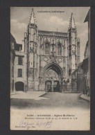 DF / 84 VAUCLUSE / AVIGNON / EGLISE SAINT-PIERRE / CIRCULÉE EN 1905 - Avignon