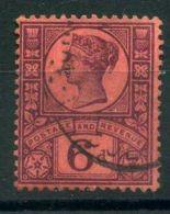 GRANDE-BRETAGNE ( POSTE ) : Y&T  N°  100 , TIMBRE  TRES  BIEN  OBLITERE , A  VOIR . - 1840-1901 (Viktoria)