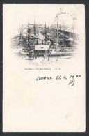 CPA - ANVERS - ANTWERPEN - Vue Des Bassins - G.H. - 1900  // - Antwerpen