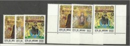 1994 Vaticano Vatican CONGRESSO ARCHEOLOGIA  ARCHEOLOGY 2 Serie Di 3v. MNH** - Archeologia