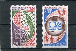 MALI  N°  216 ET 217 **  (Y&T) - Mali (1959-...)