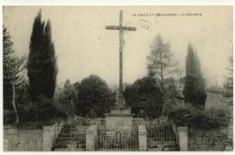 CPA - 56 - Morbihan - La Gacilly - Le Calvaire - La Gacilly