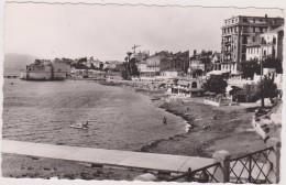 Carte Postale Ancienne,83,var,TOULON,IL Y A 50 ANS,BORD DE MER,PLAGE,RESTAURANT LE LIDO,PEDALO - Toulon