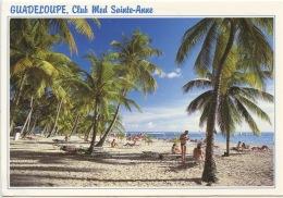 Guadeloupe : Plage De La Caravelle Club Med à Sainte Anne (ed Exbrayat) - Other
