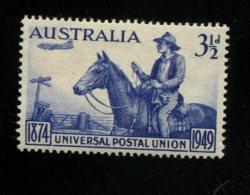 AUSTRALIE YEAR 1949 MNH *** YVERT 169 - 1937-52 George VI