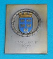 1949 ÖSTERREICH - Niederösterreich - LANDES-CUP - Gewerbliche