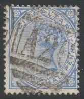 Gibraltar. 1898 QV. 2½d Used. SG42 - Gibraltar