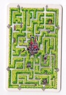 37368 - Ricarica Telefonica - Telefono Cellulare - Telephone - Phone Card - Telefonkarte Labirinto Labyrinth - Schede Telefoniche