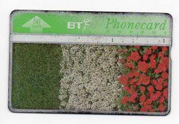 37371 - Ricarica Telefonica - Telefono Cellulare - Telephone - Phone Card - Fiore Flower - Folder? Italy Italia - Schede Telefoniche