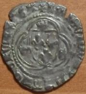 1483/98 - France - BLANC à La Couronne De Bretagne, CHARLES VIII, Billon, Dy 591 - 1483-1498 Charles VIII L'Affable
