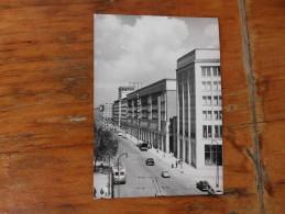 Warszawa Ulica Krucza 1960 - Pologne