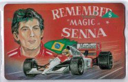 NOUVEAU PRIX : P331 - Magic Senna  - Rare - Voir Scan - Belgio