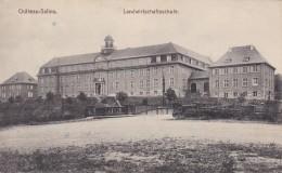 8P - 57 - Château-Salins - Moselle - Landwirtschaftsschule - Chateau Salins
