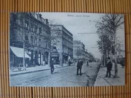 Reims, Laoner Strasse,  Gelaufen 1917 ! - Reims