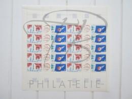 VEND BEAUX TIMBRES DE POSTE AERIENNE DE NOUVELLE-CALEDONIE N°85A , EN FEUILLE ENTIERE , XX !!!! - Unused Stamps