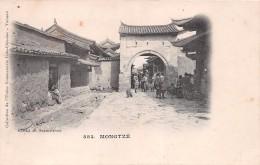 ¤¤  -  884   -  CHINE   -  MONGTZE   -  Cliché De L'Union Commerciale Indo-Chinoise - Yunnan    -  ¤¤ - Chine