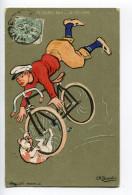CPA Cyclisme Fantaisie Beauvais - Radsport