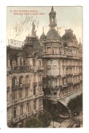 CPA BUENOS AIRES - Metropol Hôtel Y Paris Hôtel - Argentine