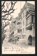 AK Boppard, Hotel Ackermann - Boppard