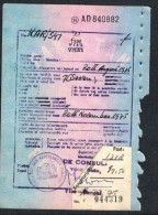 VISA ON PASSPORT PAGE - Other