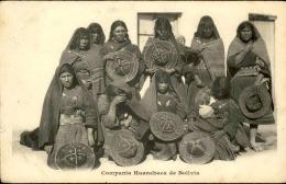SENEGAL - Compagnie Huanchaca De Bolivie - Thématique Coiffure - A Voir - P20292 - Bolivia