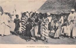 ¤¤  -  410   -  SOUDAN   -  La Sortie De L'Eglise    -  ¤¤ - Sudan