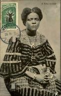 LIBERIA - Une Femme Kroo - Thématique Coiffure - A Voir - P20298 - Liberia