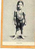 Young India 1905 Postcard - India