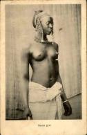 AFRIQUE DU SUD - Femme Zulu - Thématique Coiffure - A Voir - P20303 - Sud Africa