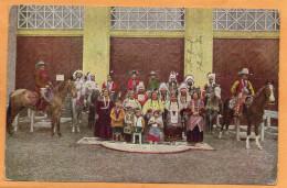 Barmen Germany Riesen Circus Krone Germany 1925 Postcard - Wuppertal