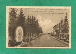Notre-Dame De Banneux - Commune De Sprimont - Prov. De Liège 2 Scans 18/01/1933 Mariette Beco - Sprimont