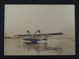 HYDRAVION SE POSANT A SAINT-NAZAIRE LE 29 MARS 1934 - Aviation