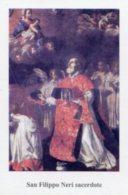 Santino SAN FILIPPO NERI SACERDOTE - PERFETTO M88 - Religione & Esoterismo