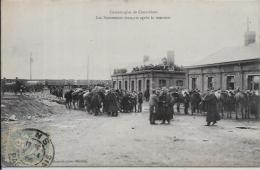 CPA Mine Mineur Métier Charbon LENS Circulé Courrières Catastrophe - Mijnen