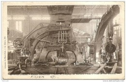 71 -- LE CREUSOT --- Usine Schneider -- Banc De Forgeage ...    V241 - Industry