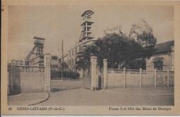 CPA Mine Mineur Métier Charbon LENS Non Circulé Hénin Liétard Dourges - Mines