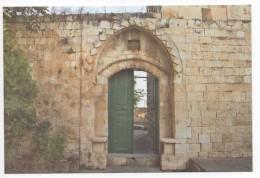 Deir Zahrani , Heritage House Door From Lebanon , Carte Postale Liban Libanon - Lebanon