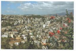 View Nabatieh From Lebanon Panorama , Carte Postale Liban Libanon - Lebanon