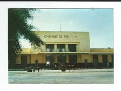 Algérie Gare Sidi Bel Abbes  Ed BED Neuve  3 34 Lumière Et Beauté Oranie - Oran