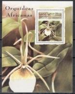 Bloc Sheet Fleur Flowers  MNH  Neuf ** Sahara - Stamps