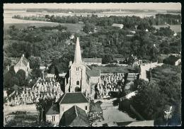 SENNEVILLE-SUR-FECAMP (76, Seine-Maritime) : La Mairie -  L'Eglise (non Circulée) - France