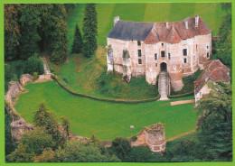 Château D'HARCOURT Vue Aérienne Carte Non Circulé - Harcourt