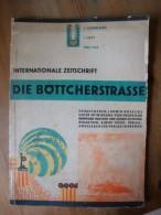 Internationale Zeitschrift Die Böttcherstrasse, 1. Heft 1. Jahrgang, Mai 1928 !! - Zeitschriften: Abonnement