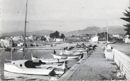 06 - GROS DE CAGNES - CPSM - Le Port Et Vue Générale - Altri Comuni