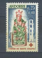 VEND BEAU TIMBRE D´ANDORRE N°172 , XX !!!! - Andorre Français