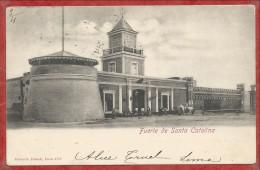 Peru - LIMA - Fuerte De Santa Catalina - Peru