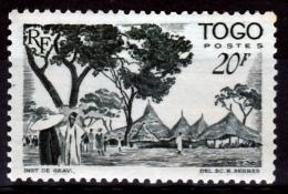 Togo, African Bothy, 20f., 1947, MNH VF - Togo (1914-1960)