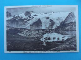 05 : MASSIF De La MEIJE , Le LAC LERIS ; C.P.A.carte En Très Bon état ,animée - Non Classés