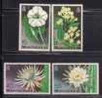 Montserrat MiNr. 366-69 Scott 366-69 Postfrisch/ Flowers MNH - Montserrat